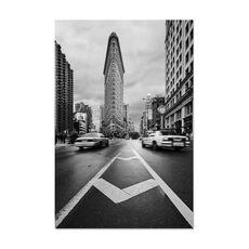 Tablou Canvas -  New York, America, Flatiron,, fig. 1