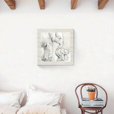 Tablou Canvas - Animal, Elefant, Africa, fig. 2