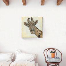Tablou Canvas - Animal, Girafa, Africa, Pictura, fig. 2