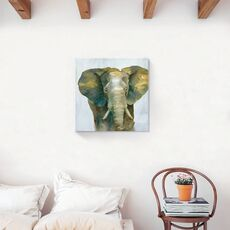 Tablou Canvas - Animal, Elefant, Africa, Pictura, fig. 2