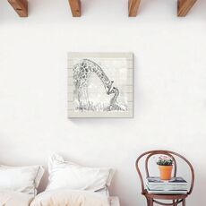 Tablou Canvas - Animal, Girafa, fig. 2