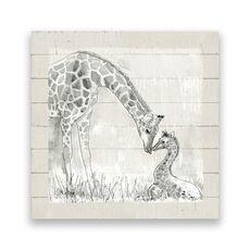 Tablou Canvas - Animal, Girafa, fig. 1