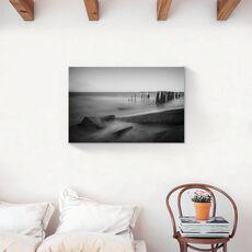 Tablou Canvas - Mal, Ceata, Ocean, fig. 2