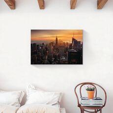 Tablou Canvas - Oras, New York, Cladiri, Arhitectura, fig. 2