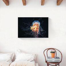 Tablou Canvas -  Meduza, Animal, Mare, fig. 2