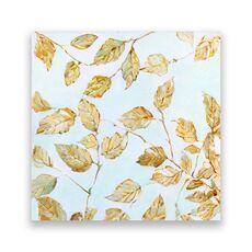 Tablou Canvas - Botanica, Frunza, Pictura, Toamna, fig. 1
