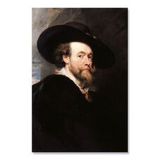 Tablou Canvas - Portretul artistului, Barbat, Om, Palarie, fig. 1