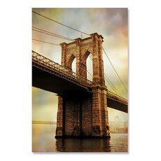 Tablou Canvas - Brooklyn Bridge Morning, fig. 2