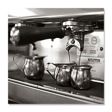 Tablou Canvas - Coffeehouse II Crop, fig. 2
