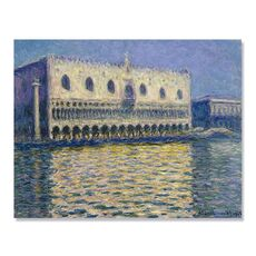 Tablou Canvas - The Doges Palace, fig. 2