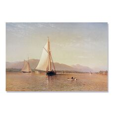 Tablou Canvas - Hudson At The Tappan Zee, fig. 2