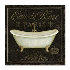 Tablou Canvas - Bain de Luxe II, fig. 2