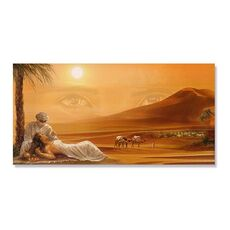 Tablou Canvas - Peisaj, Desert, Arabi, Camila, fig. 2
