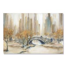 Tablou Canvas - America, New York, Central Park, fig. 1