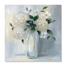 Tablou Canvas - Flori, Hortensie, fig. 2