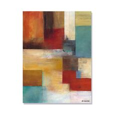 Tablou Canvas - Abstract Blue, fig. 2